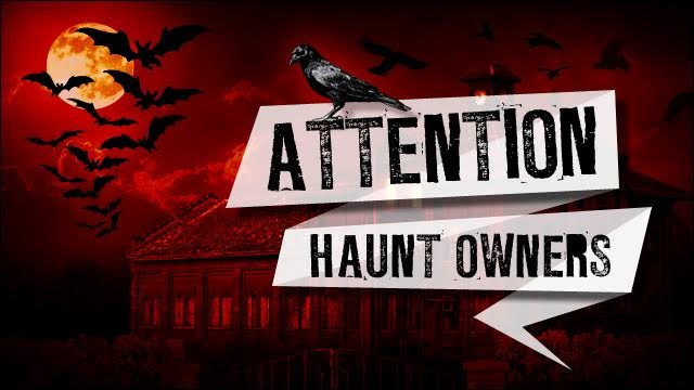 Attention Louisville Haunt Owners